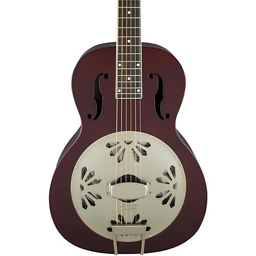Gretsch Guitars Limited Edition Roots Series G9202 Honey Dipper Special Resonator Acoustic Guitar-thumbnail