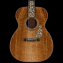 Martin Limited Edition SS-OMVine-16 Acoustic Guitar