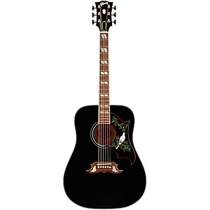 Gibson Limited Edition SSDOEBG17 Dove Special Acoustic-Electric Guitar