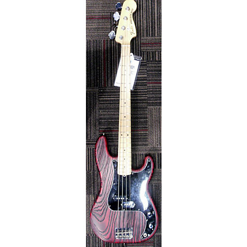 Fender Limited Edition Sandblasted Precision Bass Electric Bass Guitar-thumbnail