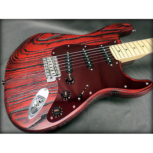 Fender Limited Edition Sandblasted Stratocaster Solid Body Electric Guitar