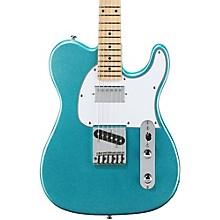 G&L Limited Edition Tribute ASAT Classic BluesBoy Electric Guitar Level 1 Turquoise Mist