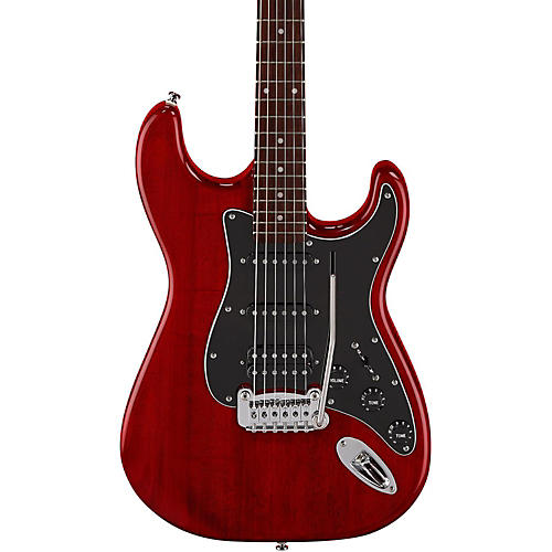 G&L Limited Edition Tribute Legacy HSS Painted Headcap Electric Guitar-thumbnail