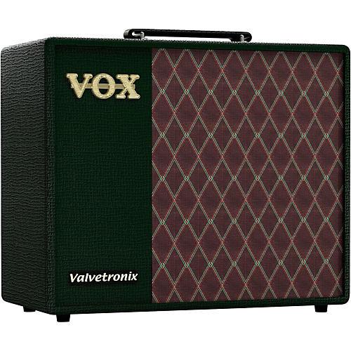 Vox Limited Edition Valvetronix VT40X BRG 40W 1x10 Guitar Modeling Combo Amp-thumbnail