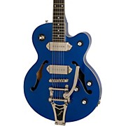Limited Edition Wildkat Blue Royale Electric Guitar Chicago Pearl