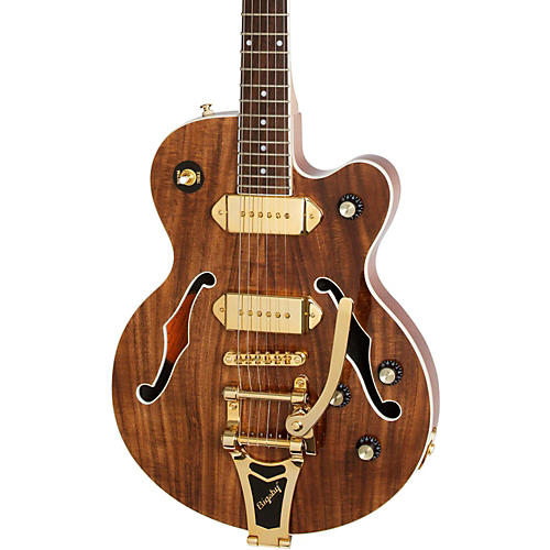 Epiphone Limited Edition Wildkat Koa Electric Guitar-thumbnail