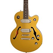 Limited Edition Wildkat Studio Electric Guitar Metallic Gold