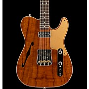 Fender Custom Shop Limited Edtion Artisan Telecaster Caballo Tono Ligero Koa
