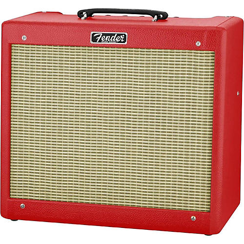 Fender Limited Edtion Blues Jr. III Royal Blood 15W 1x12 Tube Combo Amplifier Red