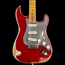 Limited Edtion Heavy Relic El Diablo Stratocaster Cimarron Red