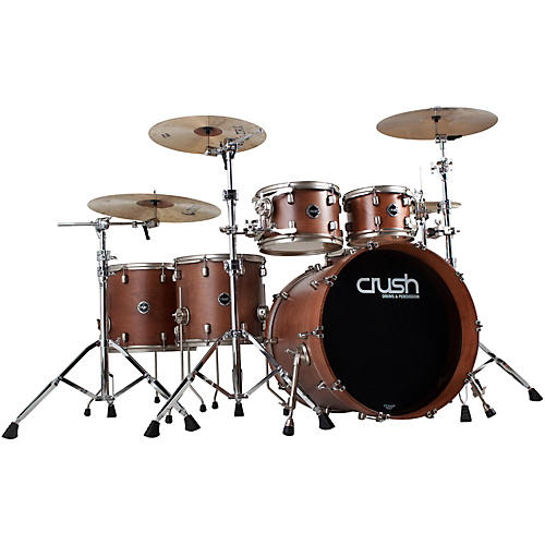 Crush Drums & Percussion Limited Reserve Birch 6-Piece Shell Pack-thumbnail