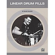 Alfred Linear Drum Fills Book