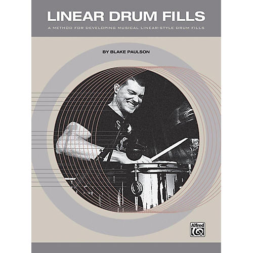 Alfred Linear Drum Fills Book-thumbnail