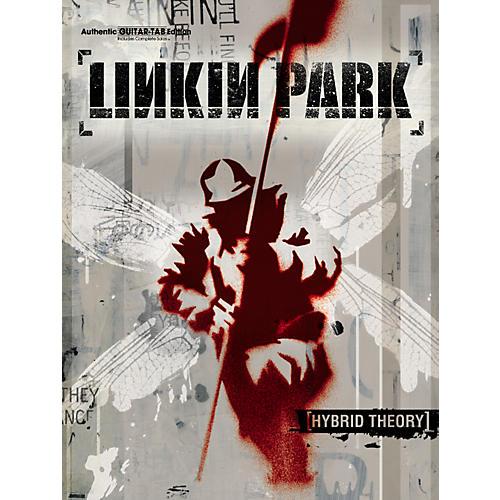 Hal Leonard Linkin Park-Hybrid Theory Guitar Tab Book-thumbnail