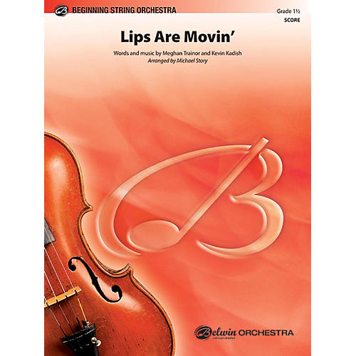 BELWIN Lips Are Movin' Grade 1.5