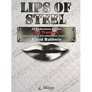 Carl Fischer Lips Of Steel Book by Carl Fischer