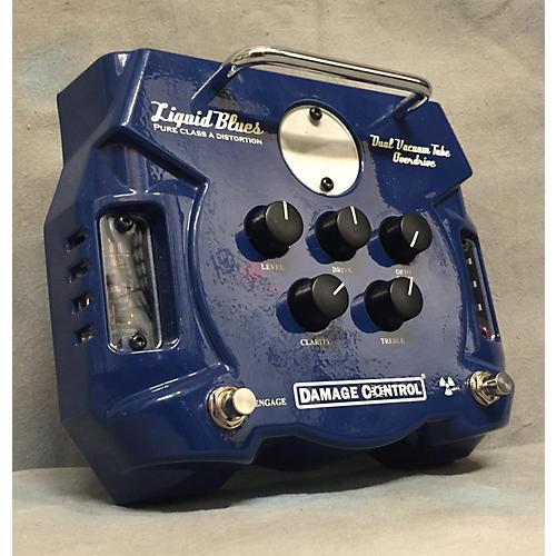 Damage Control Liquid Blues Effect Pedal
