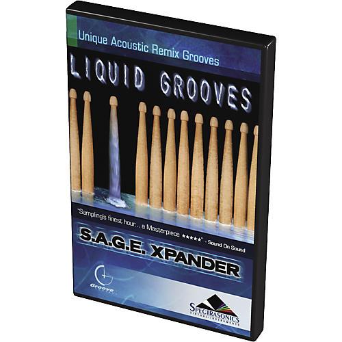 Spectrasonics Liquid Grooves S.A.G.E. Xpander Remix Grooves-thumbnail