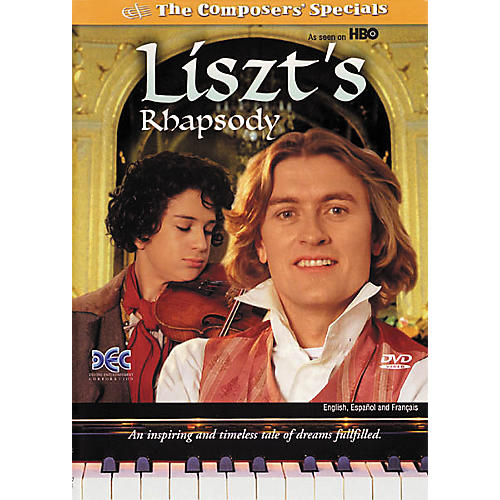 Devine Entertainment Liszt's Rhapsody (DVD)-thumbnail