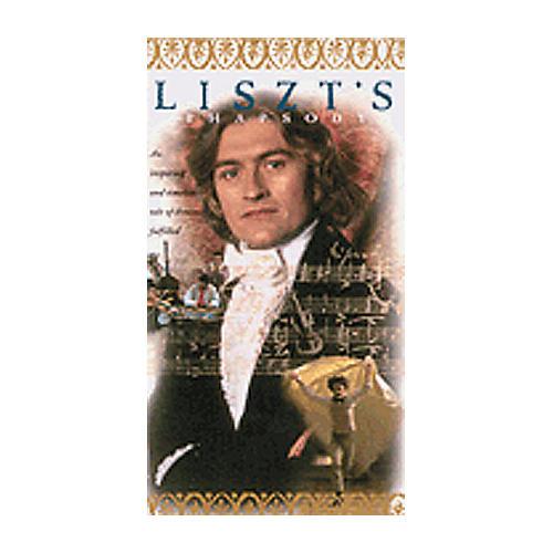 Sony Liszt's Rhapsody Video