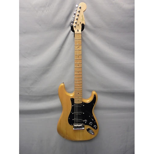 used fender lite ash stratocaster solid body electric guitar guitar center. Black Bedroom Furniture Sets. Home Design Ideas