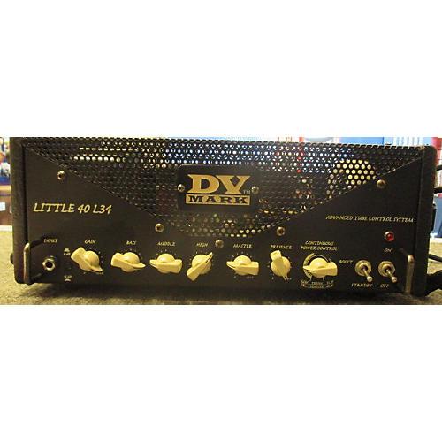 DV Mark Little 40 L34 Tube Guitar Amp Head