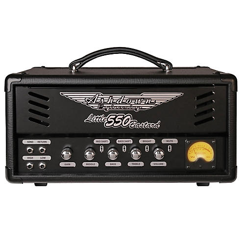 Ashdown Little Bastard LB-550 Hybrid Bass Amp Black