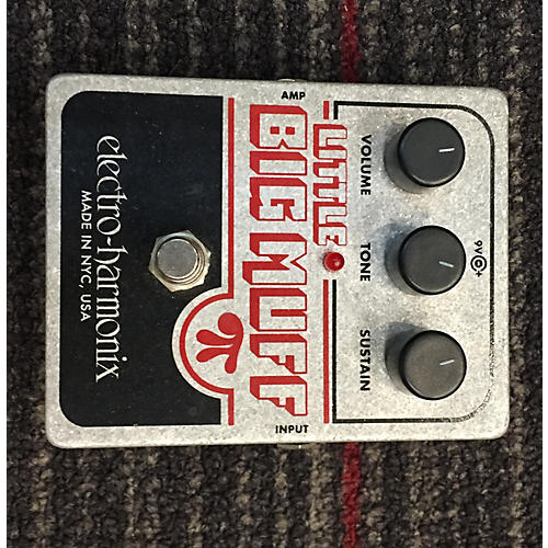 Electro-Harmonix Little Big Muff Distortion Effect Pedal-thumbnail