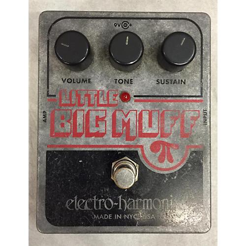 Electro-Harmonix Little Big Muff Distortion Effect Pedal