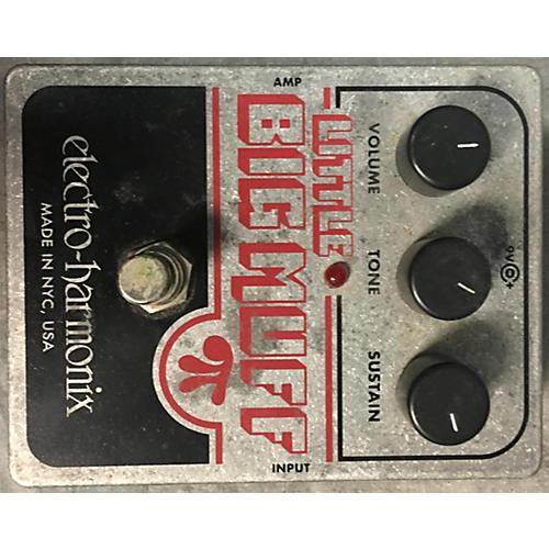 Electro-Harmonix Little Big Muff Distortion Effect Pedal-thumbnail