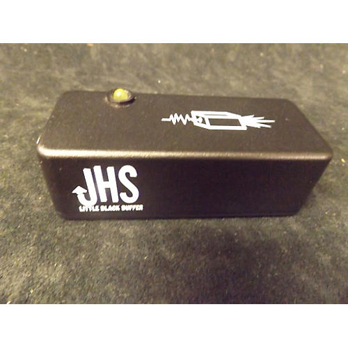 JHS Pedals Little Black Buffer Effect Pedal-thumbnail