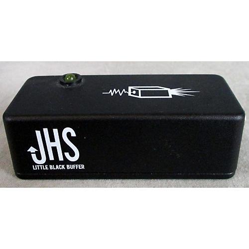 JHS Pedals Little Black Buffer Effect Pedal-thumbnail