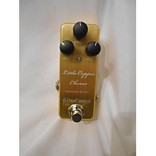 One Control Little Copper Chorus Effect Pedal