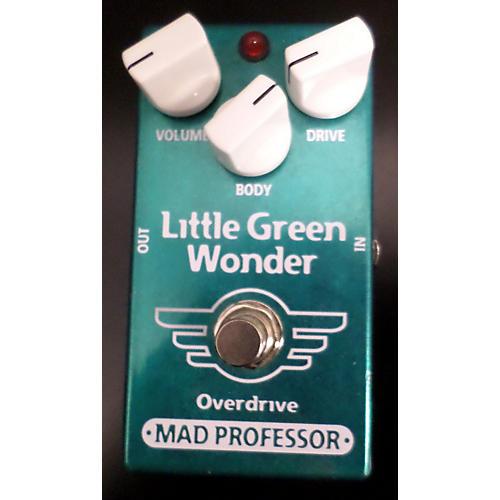 Mad Professor Little Green Wonder Overdrive Effect Pedal