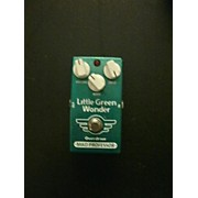 Mad Professor Little Green Wonder Overdrive Effect Pedal