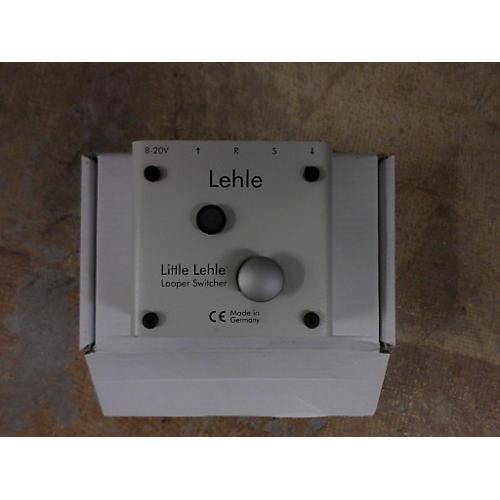 Lehle Little Looper ELEC ELECT.A PEDAL B