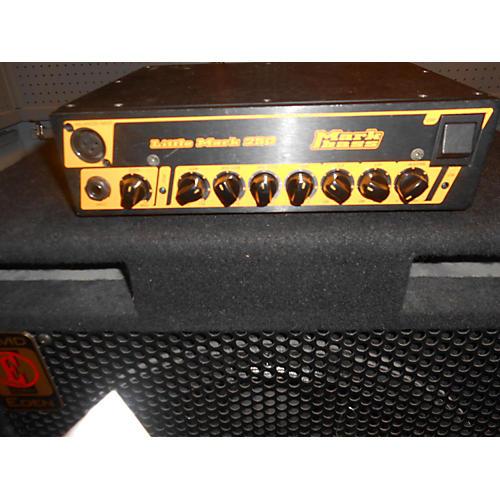 Markbass Little Mark 250 Bass Amp Head