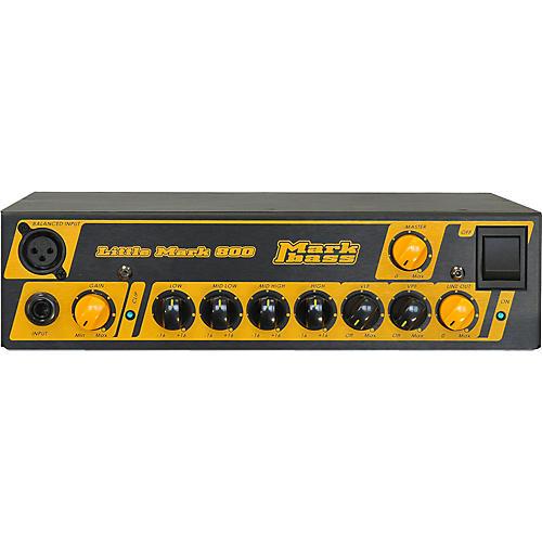 Markbass Little Mark 800 Bass Amp Head-thumbnail
