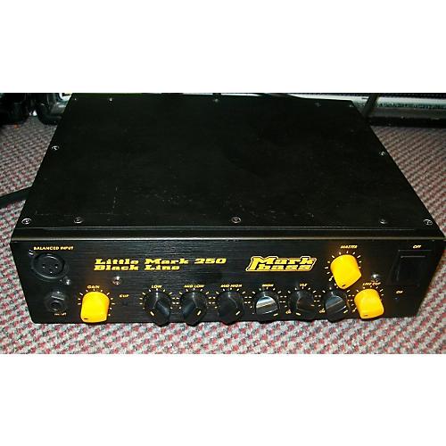 Markbass Little Mark Backline 250 250W Bass Amp Head-thumbnail