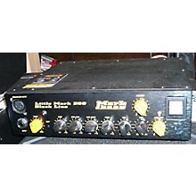 Markbass Little Mark Backline 250 250W Bass Amp Head