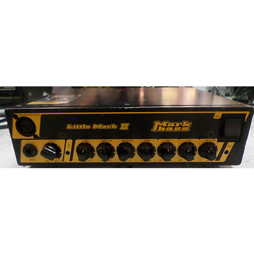 Markbass Little Mark II 600w Bass Amp Head