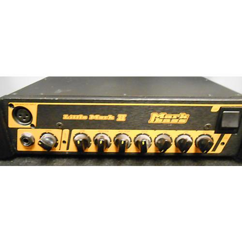 Markbass Little Mark II Bass Amp Head-thumbnail