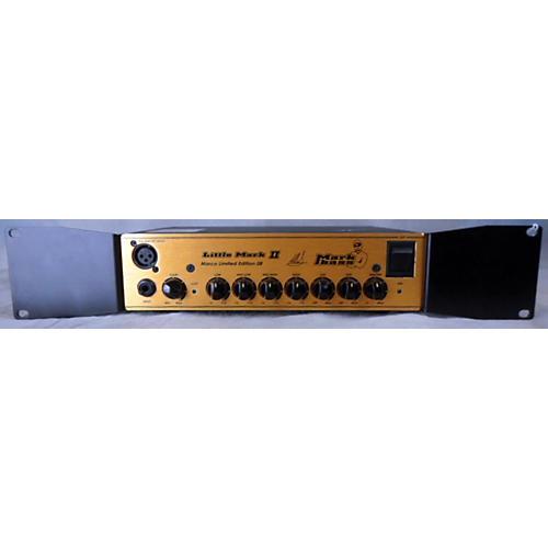 Markbass Little Mark II Marco Limited Edition Bass Amp Head