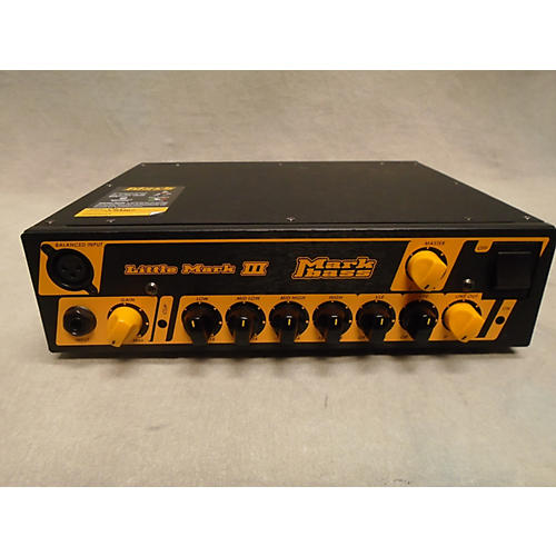 Markbass Little Mark III 500W Bass Amp Head