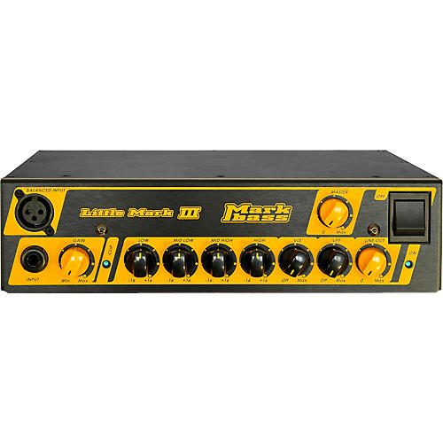 Markbass Little Mark III Bass Amp Head