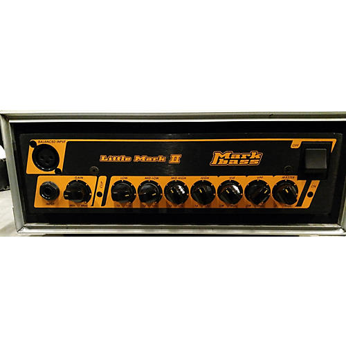 Markbass Little Mark Ii Bass Amp Head-thumbnail