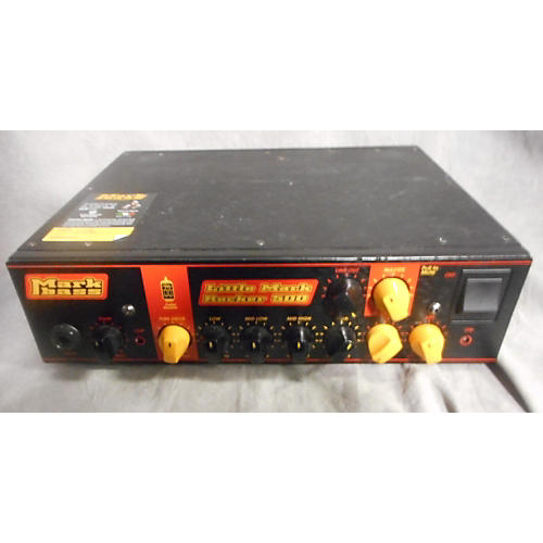 Markbass Little Mark Rocker 500 Bass Amp Head-thumbnail