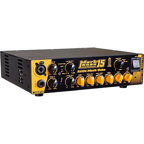 Markbass Little Mark Tube Anniversary 15 500W Bass Amp Head