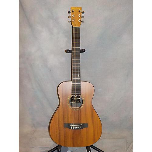 used martin little martin lxk2 acoustic guitar guitar center. Black Bedroom Furniture Sets. Home Design Ideas