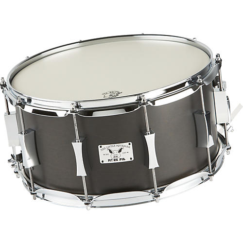 Pork Pie Little Squealer Birch / Mahogany Snare Drum-thumbnail
